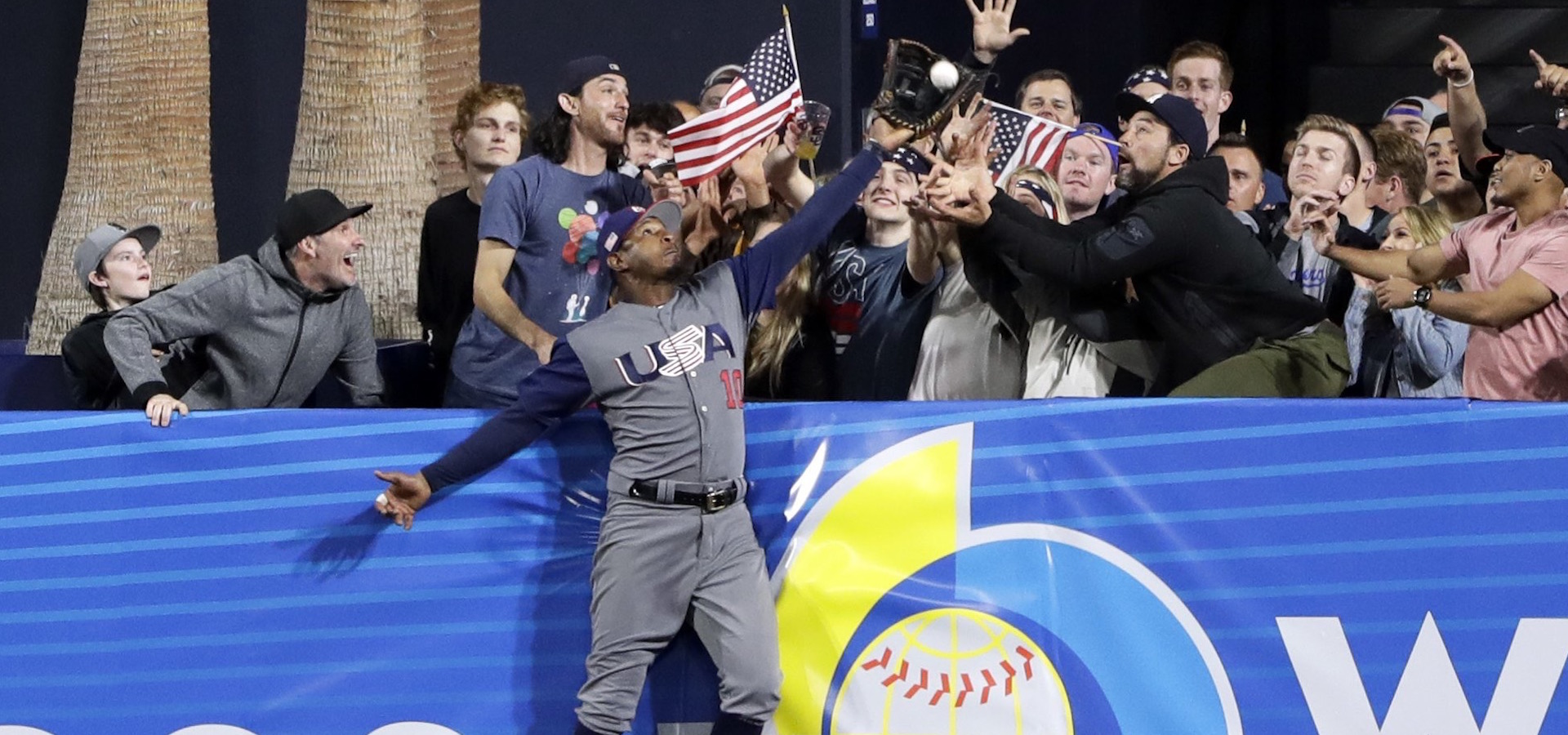 World Baseball Classic Win for Team USA Delivers an Iconic American Photo