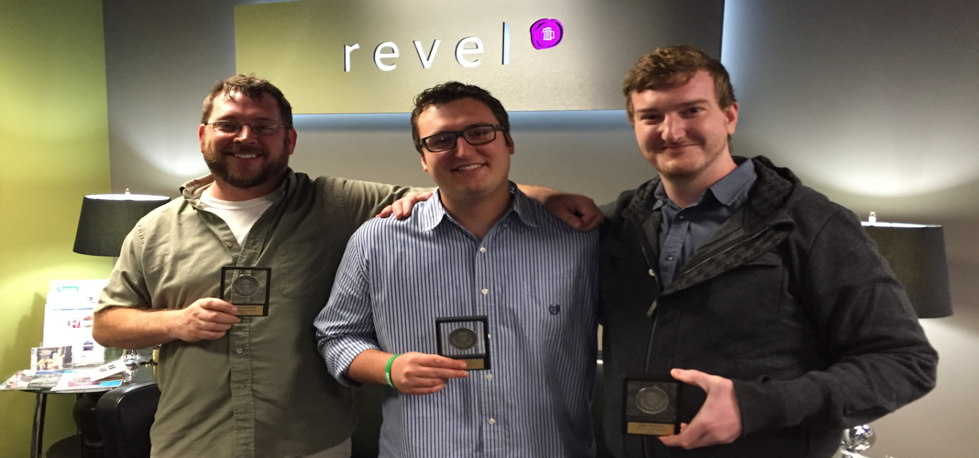 The First Annual Revel Awards